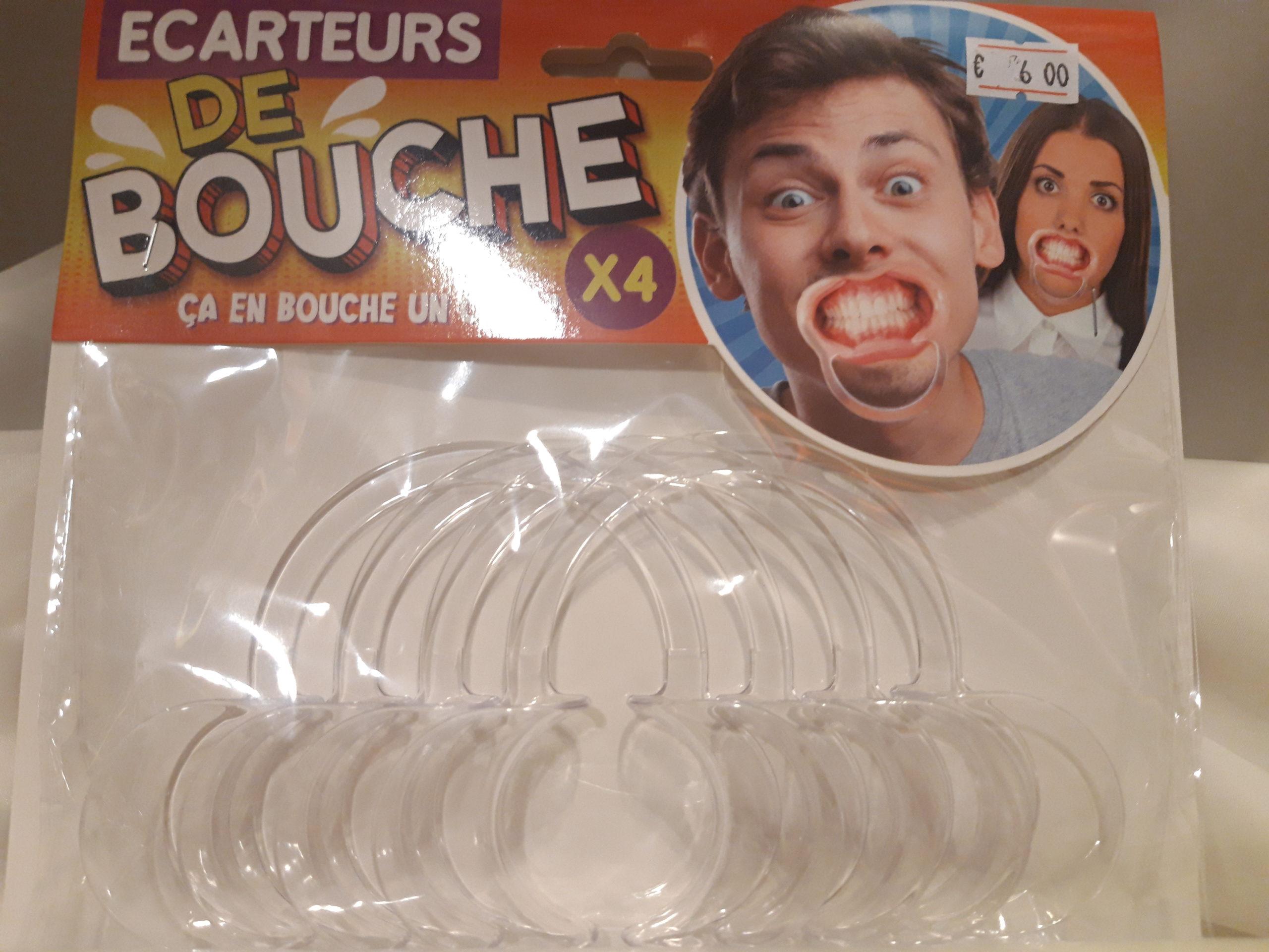écarteur de bouche