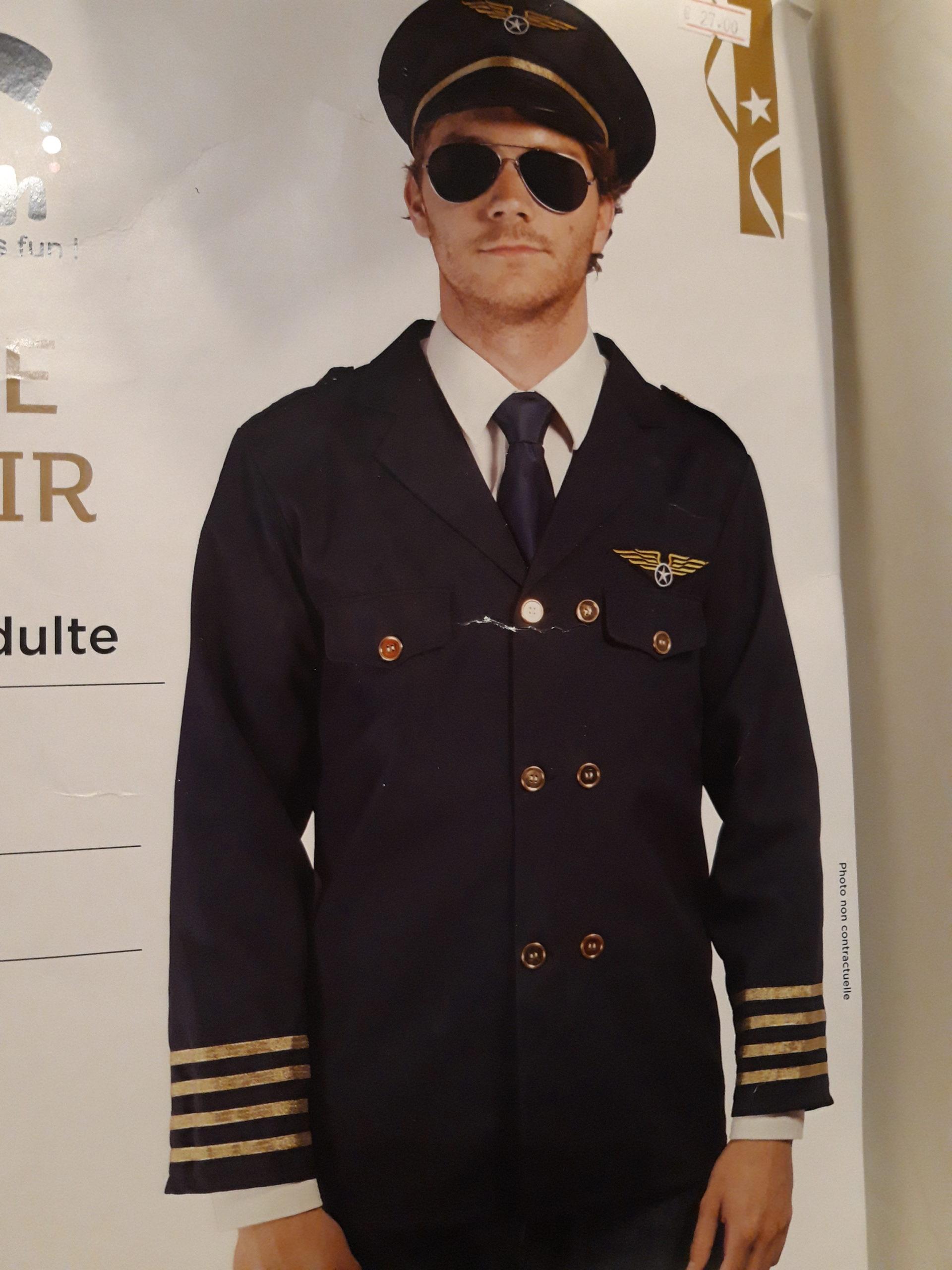 Pilote de l'air