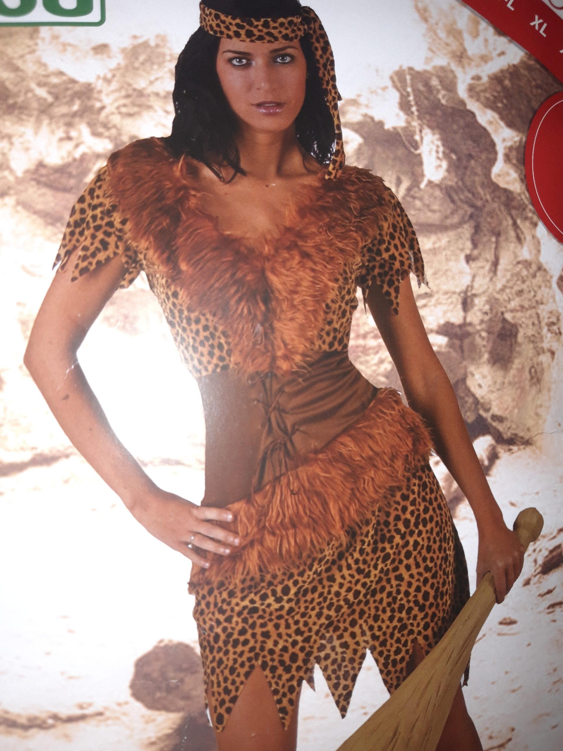 Femme des cavernes