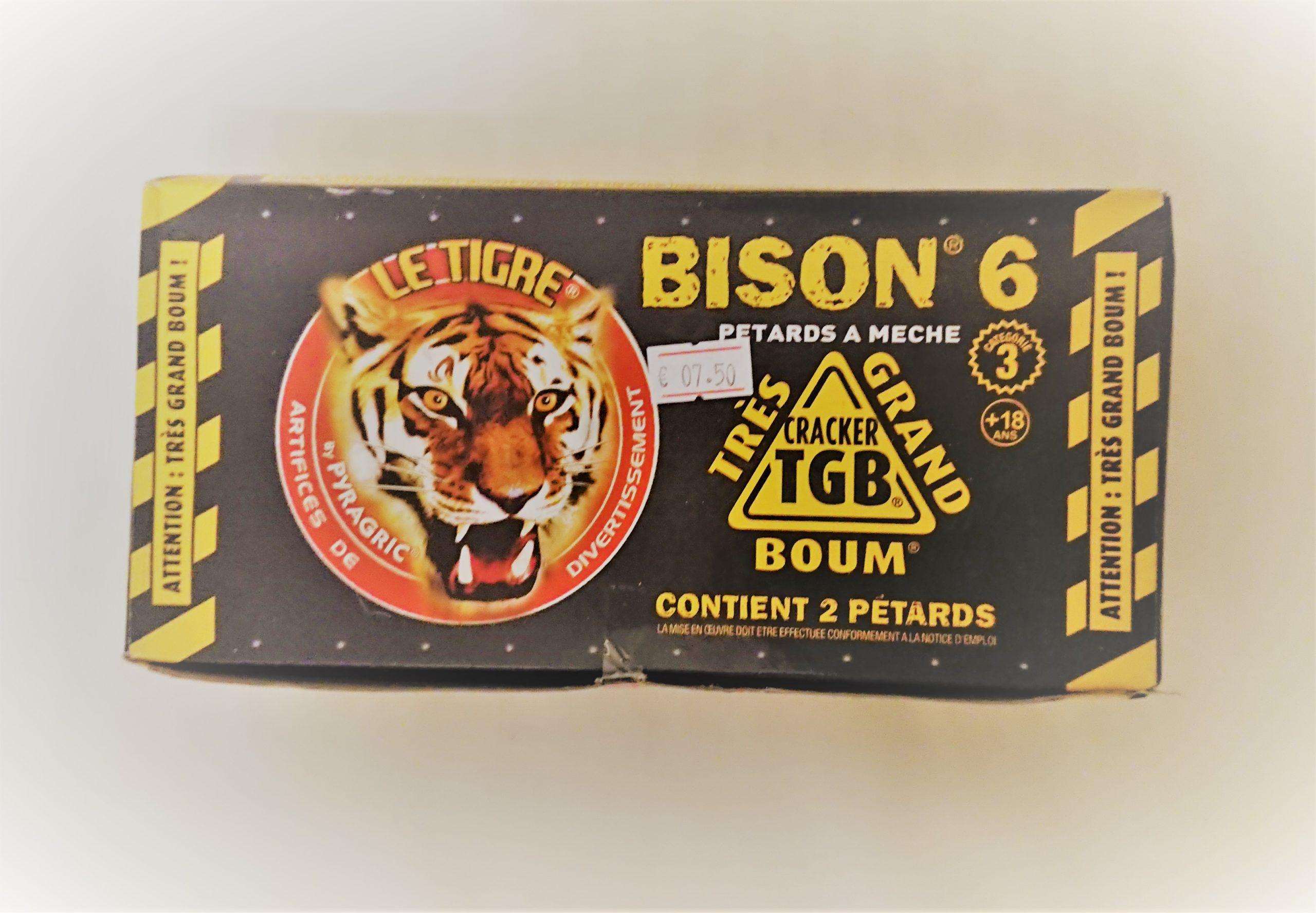 Bison 6