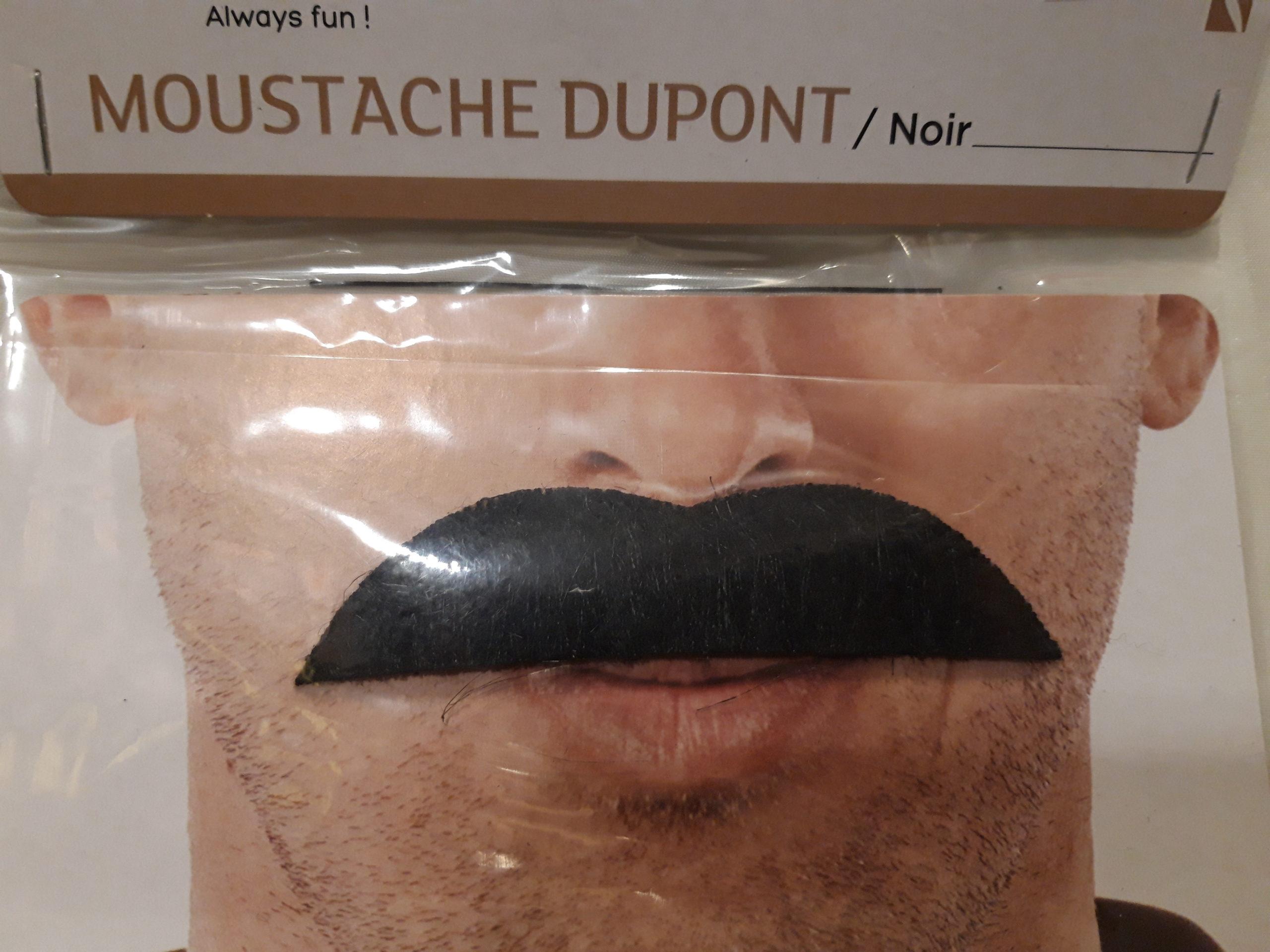 moustache dupont