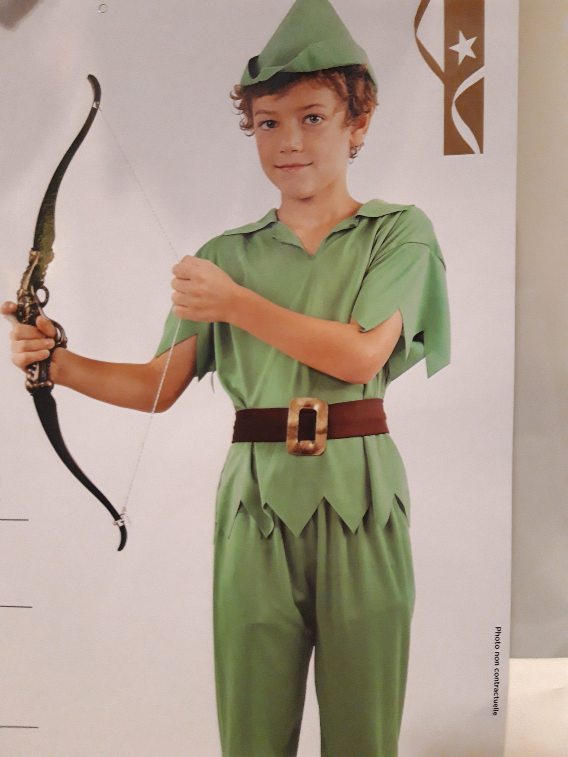 Costume Archer