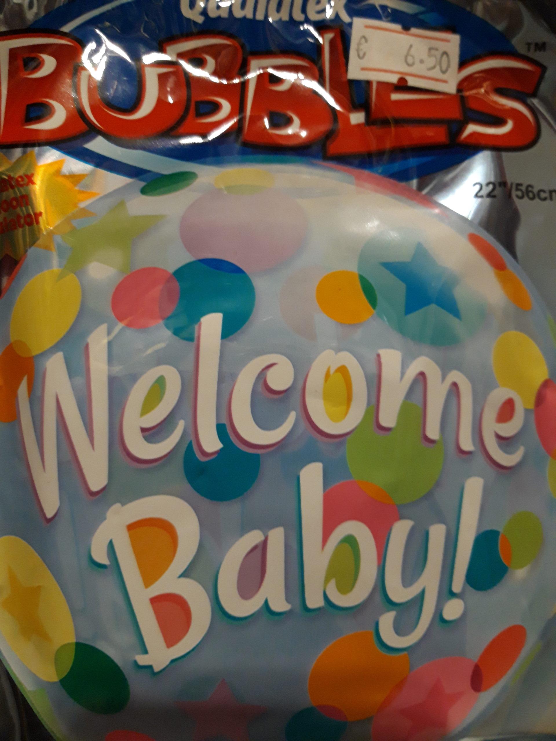 bienvenue bébé