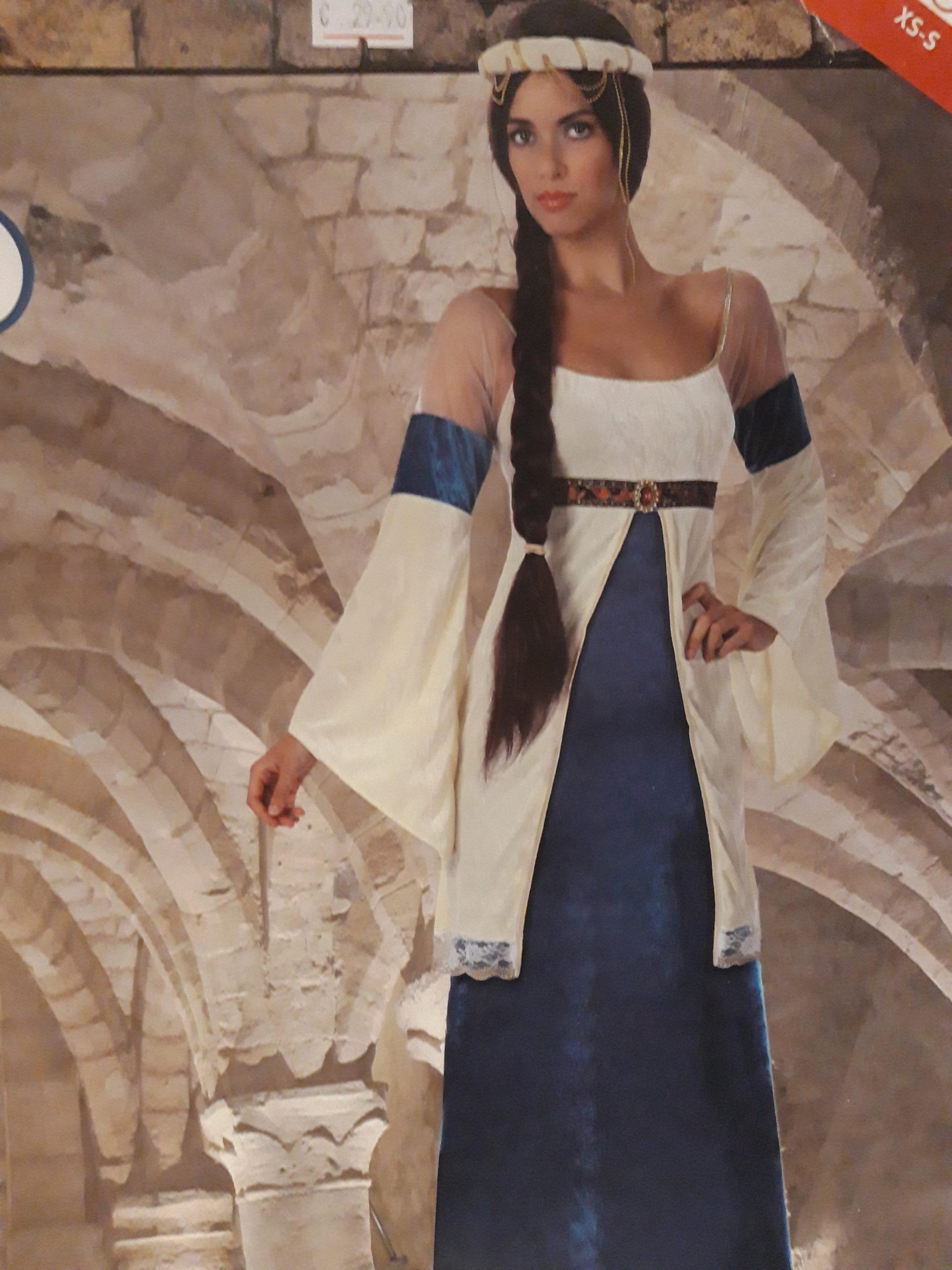 robe mediévale