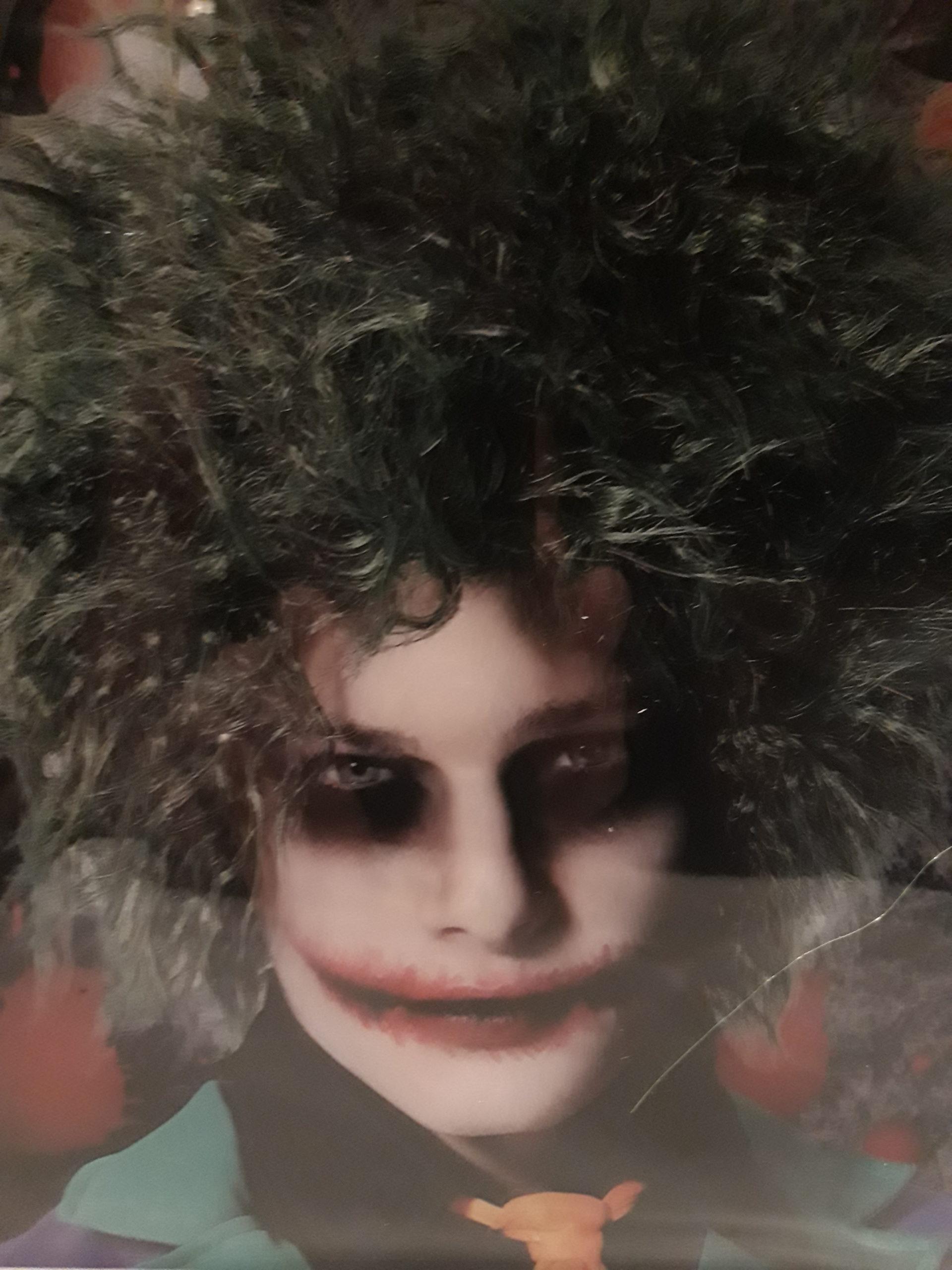 perruque joker